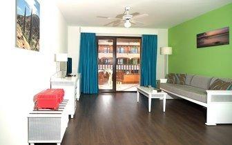 Salón Apartamento 1 dormitorio