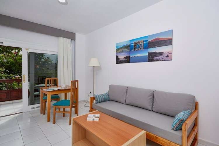 Junior suite hotel coral teide mar puerto de la cruz