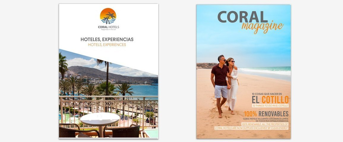 CATALOGO Y REVISTA Coral Hotels